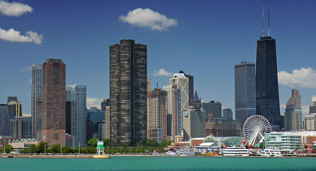 Photo: Downtown Chicago